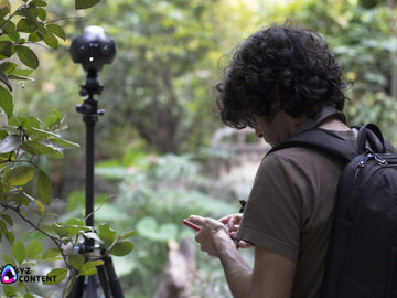 Rent: 360 Live Camera + Operator