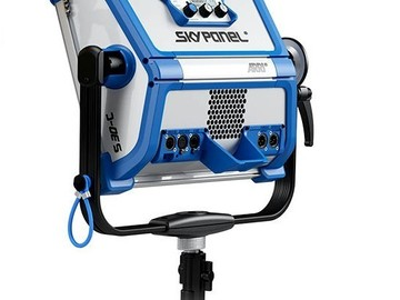 Rent: Arri SkyPanel S30-C w/Chimera and Stand
