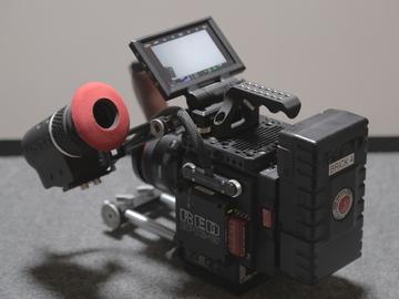 Rent: Red Epic W Kit + Lenses + Power + Display + Media