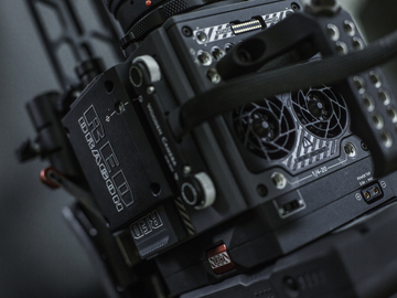 """Red Scarlet-W Dragon 5K Kit - 7"""" Touch LCD - Ready to Shoot"""