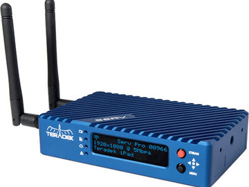 Rent: TERADEK SERV PRO *SDI + HDMI to 10x DEVICES WiFi SPECIAL