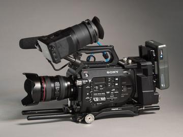 Sony PXW-FS7 Package w/ XDCA and 24-105/SpeedBooster