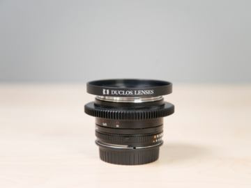 Rent: Zeiss ZF - EF Mount Cine Mod 50mm F1.4