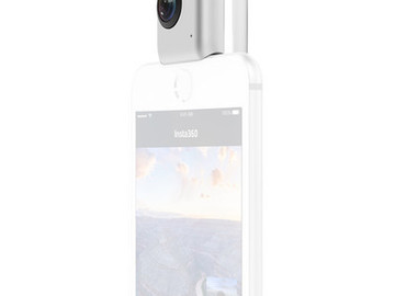 Rent: Insta360 Nano