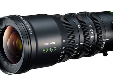 Rent: Fujinon MK 50-135mm T2.9 Lens (Sony E-Mount) (1 of 2)