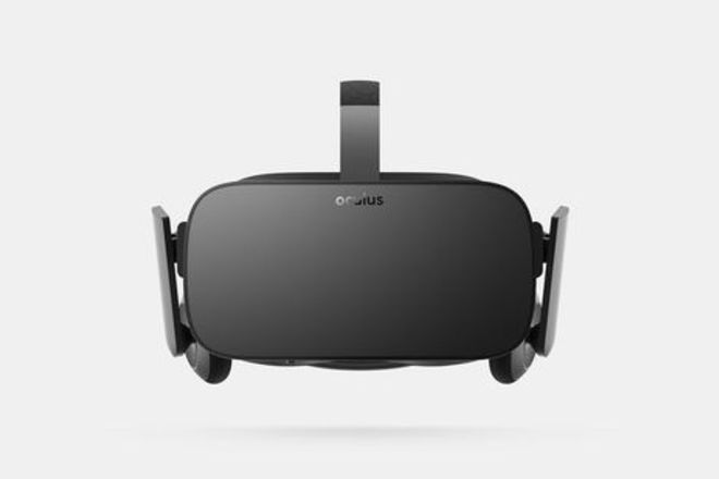 Oculus Rift DK2 - VR Headset with touch controllers