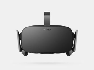 Rent: Oculus Rift DK2 - VR Headset with touch controllers