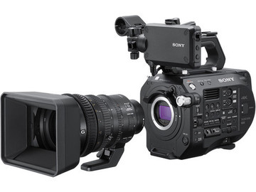 Rent: HALF DAY CUSTOM Sony PXW-FS7 II Broadcast Kit