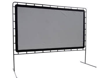 Rent: Portable Projection Screen