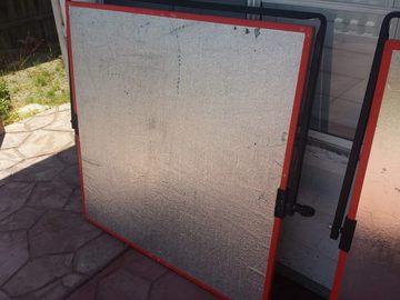"Rent: Matthews 40x40"" Matthboard - Soft/Super Soft w/ Yoke"