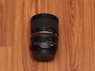 Rent: Tamron SP 24-70mm f/2.8 Di VC USD for CANON