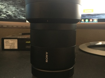 Rent: Sony FE Sonnar T* 55mm f/1.8 ZA