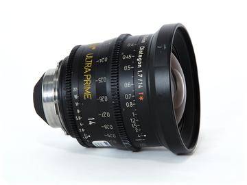 Rent: ARRI Ultra Prime 14mm T1.9 Lens