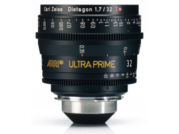 Rent: ARRI Ultra Prime 32mm T1.9  Lens