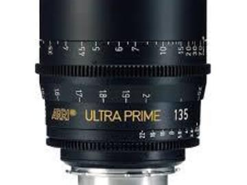 Rent: ARRI Ultra Prime 135mm T1.9  Lens