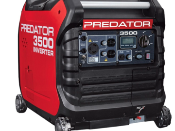 Rent: Predator 3500