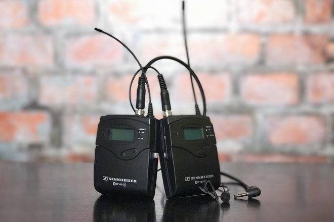 Sennheiser ew 112-p G3 Wireless Lav Kit