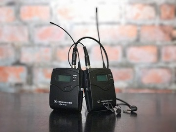 Sennheiser ew 112-p G3 Wireless Lav Kit