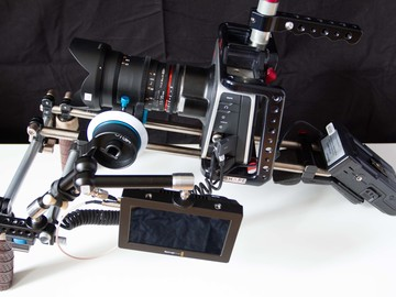 Rent: Blackmagic Cinema Camera [KIT]