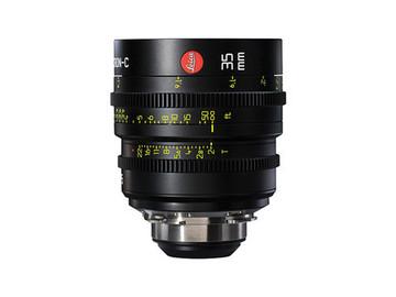Rent: 35mm Leica Summicron - C T2 PL Lens