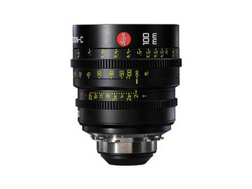 Rent: 100mm Leica Summicron - C T2 PL Lens