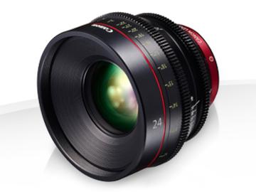 Rent: Canon CN-E 24mm T1.5 L F Cinema Prime Lens