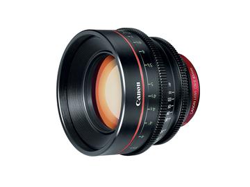 Rent: Canon CN-E 85 mm T1.3 L F Cinema Prime Lens