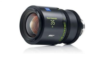 ARRI Master Anamorphic 35mm Lens