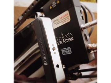 Small HD 702 Teradek Combo