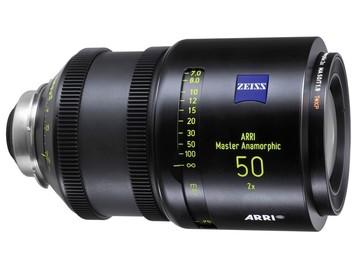 Rent: ARRI Master Anamorphic 50mm Lens