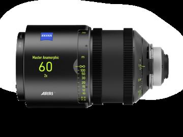 Rent: ARRI Master Anamorphic 60mm Lens