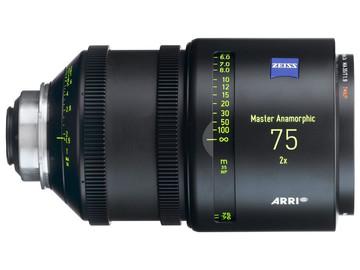 Rent: ARRI Master Anamorphic 75mm Lens