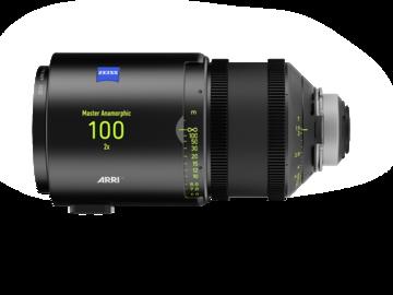 Rent: ARRI Master Anamorphic 100mm Lens