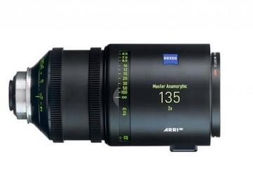 Rent: ARRI Master Anamorphic 135mm Lens