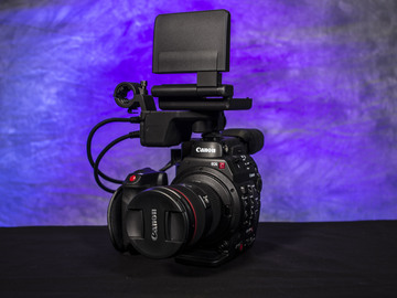 Rent: C300 Mark II