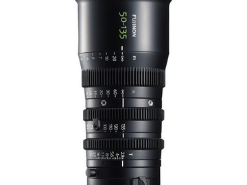 Rent: FUJINON MK50-135MM T2.9