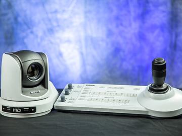 Rent: Z330 PTZ Camera w/RMBR 300 Remote Control