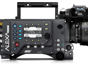 Rent: ARRI Alexa Plus 4:3 Camera w/ RAW output, High Speed