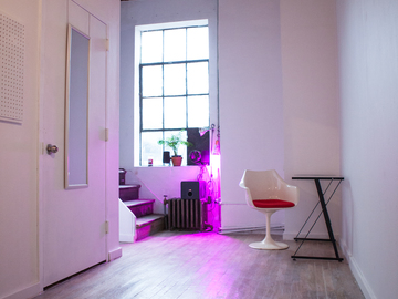 Rent: Micro-Studio