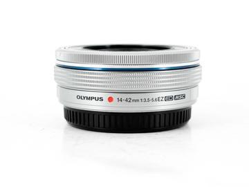 Rent: Olympus M.Zuiko ED 14-42mm f/3.5-5.6 EZ