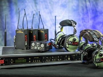 TELEX BTR-800 WIRELESS INTERCOM SYSTEM (A2 BAND)
