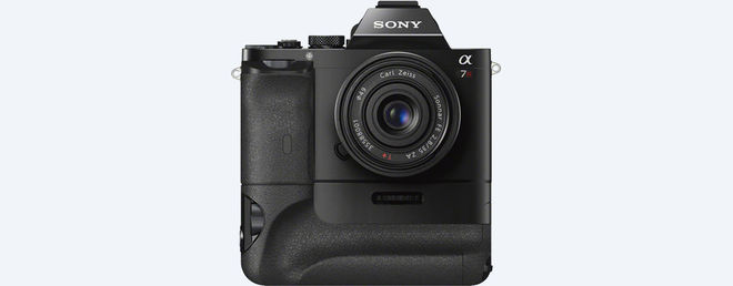 Sony Alpha a7S II with Battery Grip and Zeiss 35mm f2.8