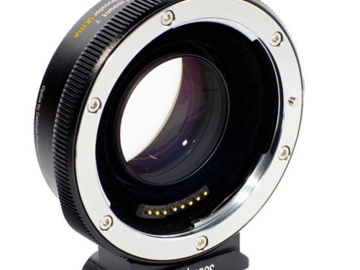 Rent: Metabones Canon EF Sony E Mount T Speed Booster ULTRA 0.71x