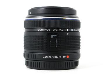Rent: Olympus M.Zuiko ED 14-42mm f/3.5-5.6 II MSC
