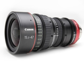 Rent: 15.5-47mm Canon Compact Zoom