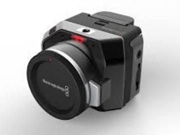 Blackmagic Micro Cinema Camera W/ Canon 16-35 USMii