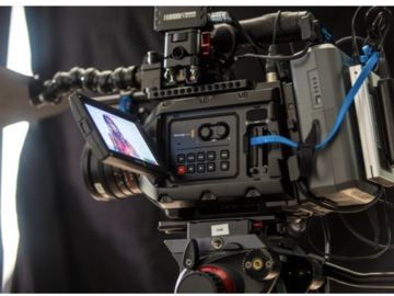Rent: Blackmagic URSA Mini 4.6K Production Package With Ronin XL