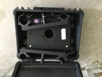 Dana Dolly Kit with UNIVERSAL TRACK ENDS