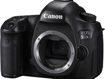 Rent: Canon EOS 5DS R (BODY)