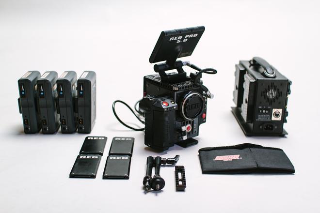 RED Scarlet-MX 4K Ready to Shoot Kit